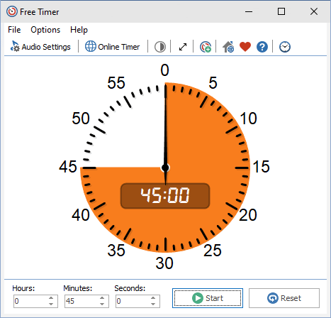 free timer for windows